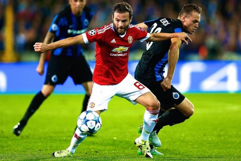 Soi kèo hiệp một Club Brugge vs MU – Europa League