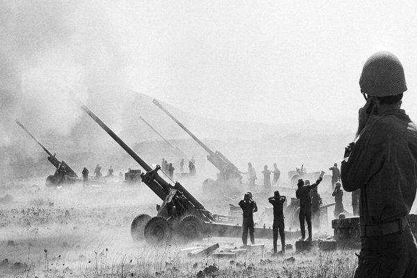 Phân tích giấc mơ thấy chiến tranh đánh con gì trúng lớn?