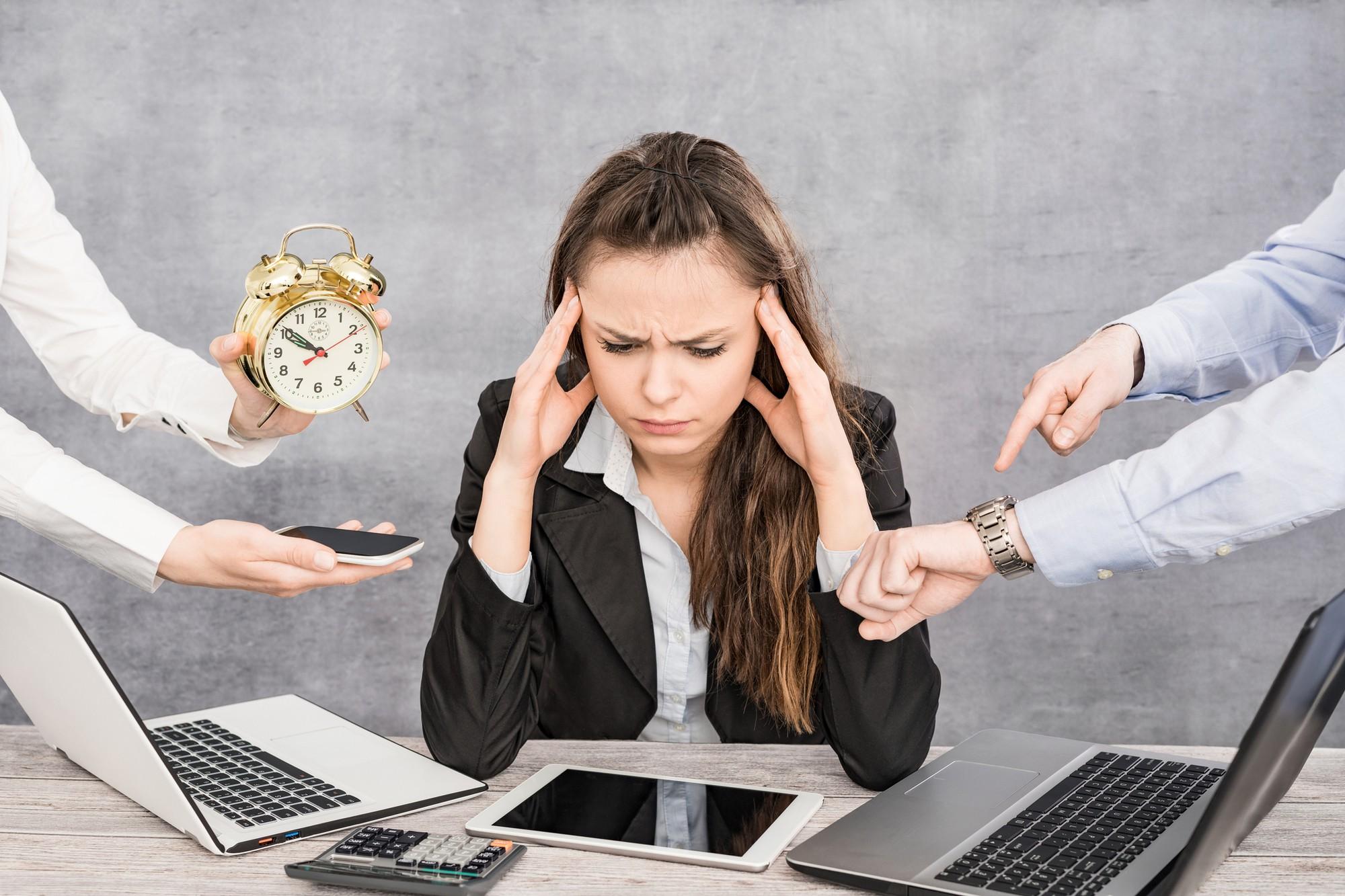 Mơ thấy những rắc rối trong công việc là điềm báo gì ?